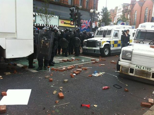 Celebrating Britishness...the aftermath.